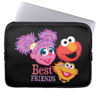 Best Friends Sesame Street Laptop Sleeve