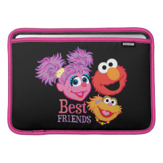 Best Friends Sesame Street MacBook Sleeve