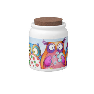 Best Friends Candy Jar