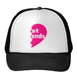 Best Friends Tee Shirt Cap