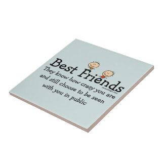 Best Friends Tile