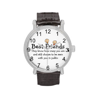 Best Friends Wristwatch