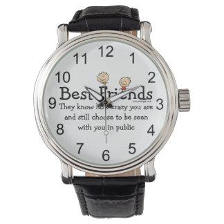 Best Friends Wrist Watches