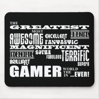 Best Gamers Birthdays : Greatest Gamer Mouse Pad