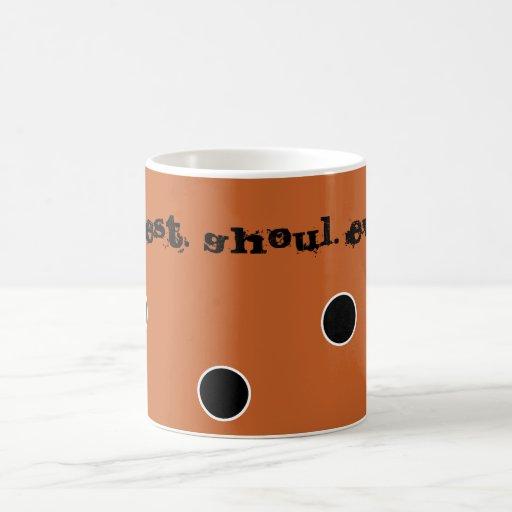 Best Ghoul Ever Halloween Mug