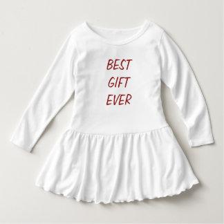 Best Gift Ever Christmas Dress