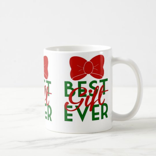 Best Gift Ever Secret Santa Mug