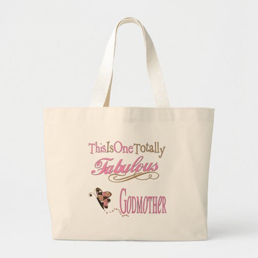 Best Gifts For Godmothers Canvas Bags