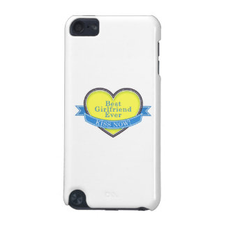 Best Girlfriend Ever iPod Touch (5th Generation) Case