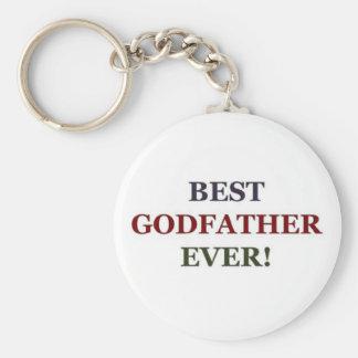 Best Godfather ever Key Chain