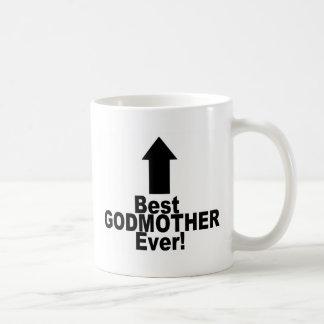 Best Godmother Ever Coffee Mug