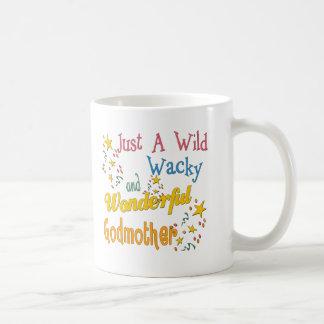 Best Godmother Gifts Basic White Mug