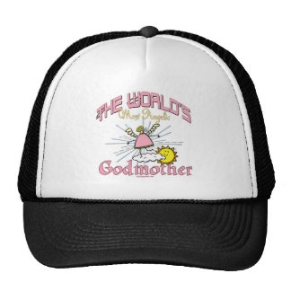 Best Godmother Gifts Mesh Hat