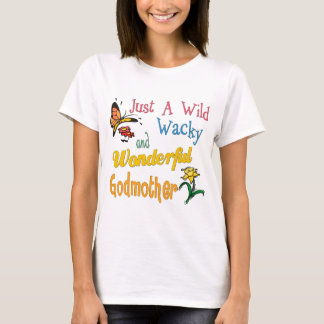 Best Godmother Gifts T-Shirt