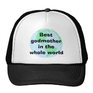Best Godmother Hat