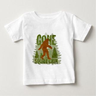 Best Gone Squatchin Design EVER! Baby T-Shirt