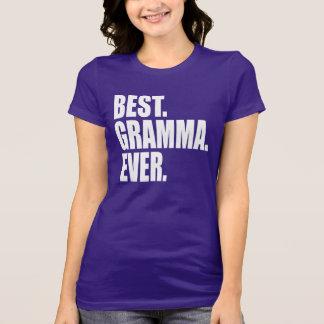 Best. Gramma. Ever. (purple) Tshirt