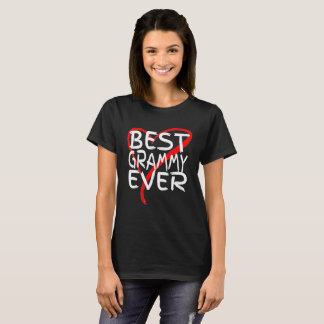 Best Grammy Ever Love Hear Mother's Day T-Shirt