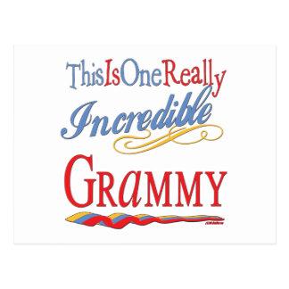 Best Grammy Ever Postcard