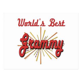 Best Grammy Gifts Postcards