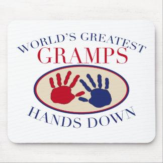 Best   Gramps Hands Down Mouse Mat