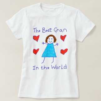 Best Gran In The World Shirts