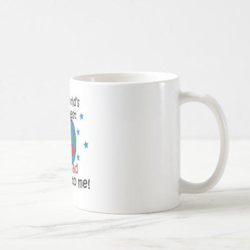 Best Grandad Belongs to me Coffee Mugs