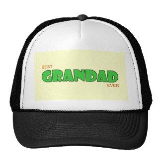 Best Grandad Ever Trucker Hats