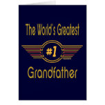 Best Grandfather Ever Greeting Card