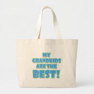 Best Grandkids Canvas Bags