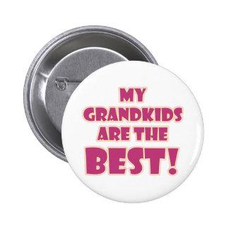 Best Grandkids Buttons
