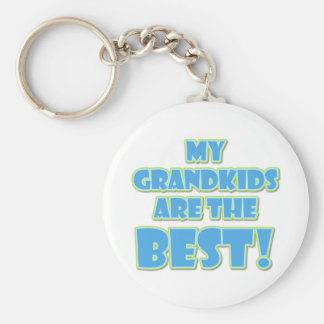 Best Grandkids Key Chain