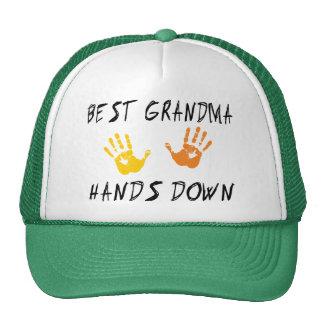 Best Grandma Cap