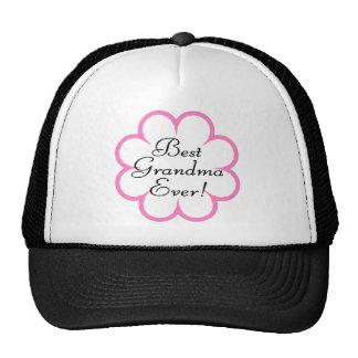 Best Grandma Ever Cap