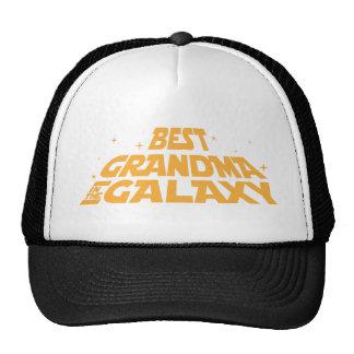 Best Grandma in the Galaxy Cap