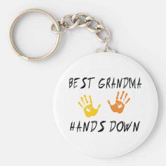 Best Grandma Key Chains