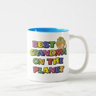 Best Grandma On The Planet Coffee Mug