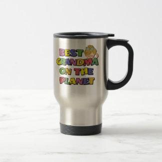 Best Grandma On The Planet Mug