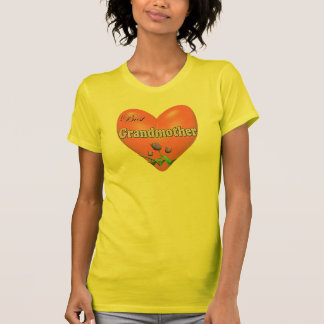 Best Grandmother Mothers Day Gifts T Shirts