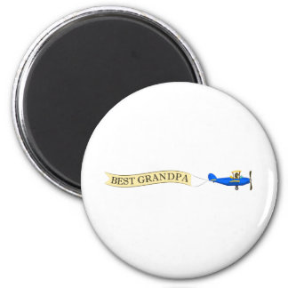 Best Grandpa Magnet