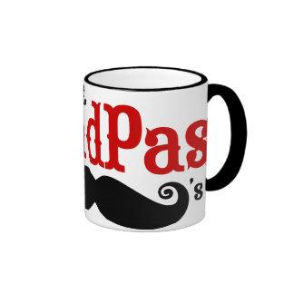 Best Grandpas Have Mustaches Mug