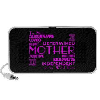 Best & Greastest Mothers & Moms : Qualities Mp3 Speaker