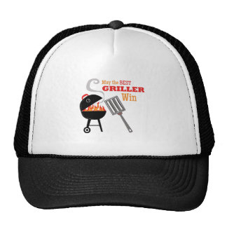 Best Griller Cap