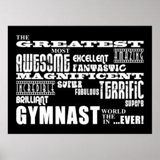 Best Gymnasts : Greatest Gymnast Posters