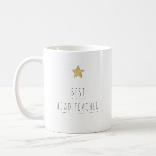 Best Head Teacher Phonics Mug