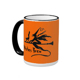 BEST HOLLOWEEN MUGS - WITCHES BREW - FUNNY MUG