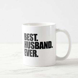 Best Husband Ever Basic White Mug