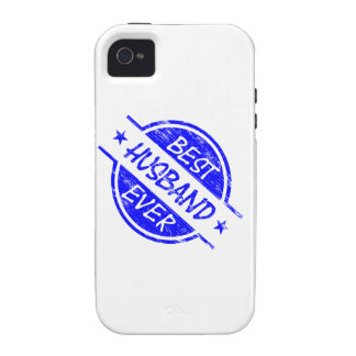 Best Husband Ever Blue iPhone 4 Covers