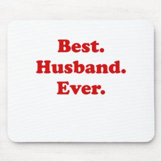 Best Husband Ever Mousepads