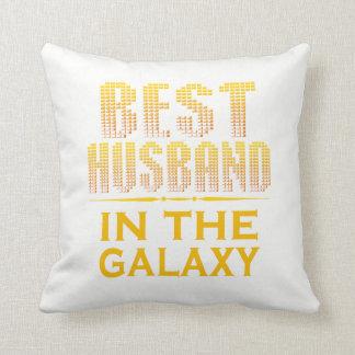 Best Husband In The Galaxy Cushion